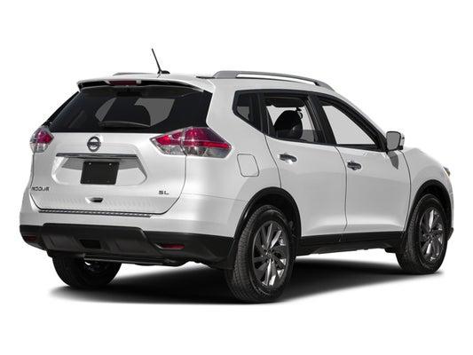 2016 Nissan Rogue Sl Awd In Hatfield Pa Peruzzi Toyota