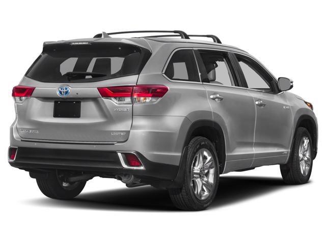 2019 Toyota Highlander Hybrid Xle Awd Toyota Dealer Serving