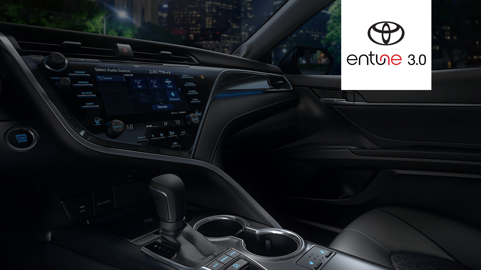 Entune 3.0 Turns Your Toyota Into a Smartphone - Peruzzi ... on map services, map scores, map rules, map data, map books, map graphics, map photography,
