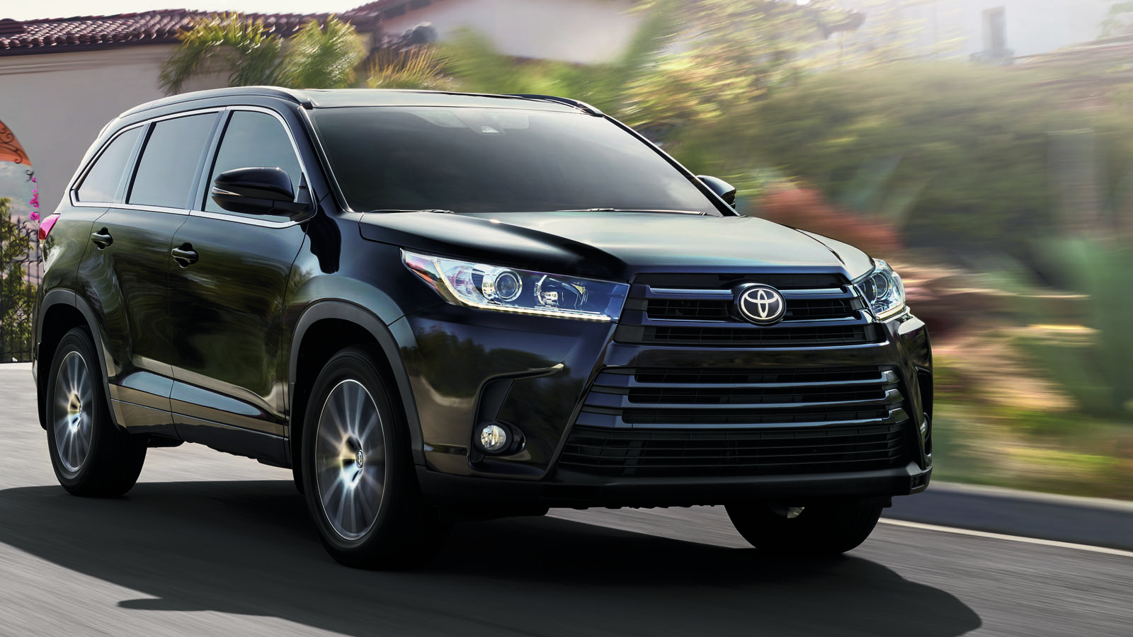 introducing the 2018 toyota highlander peruzzi toyota blog. Black Bedroom Furniture Sets. Home Design Ideas