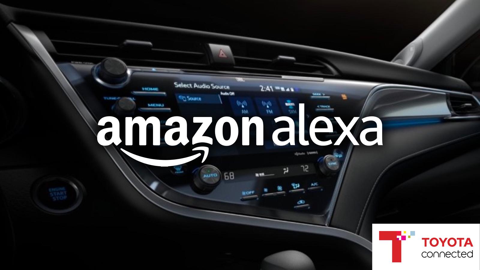 8bb06fb295506 Toyota and Amazon Alexa: A Fantastic Marriage - Peruzzi Toyota Blog