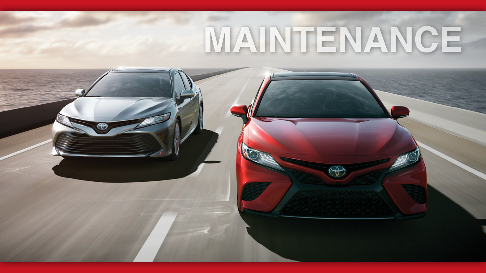 Toyota Camry: Services
