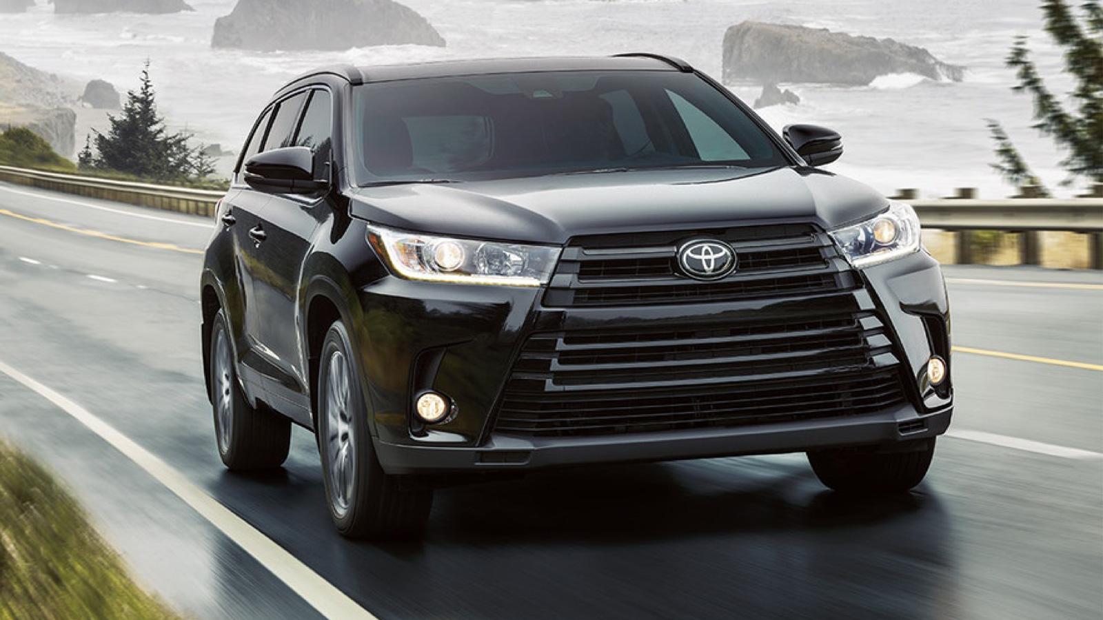 2018 Toyota Highlander: Still the #1 Midsize SUV - Peruzzi Toyota Blog