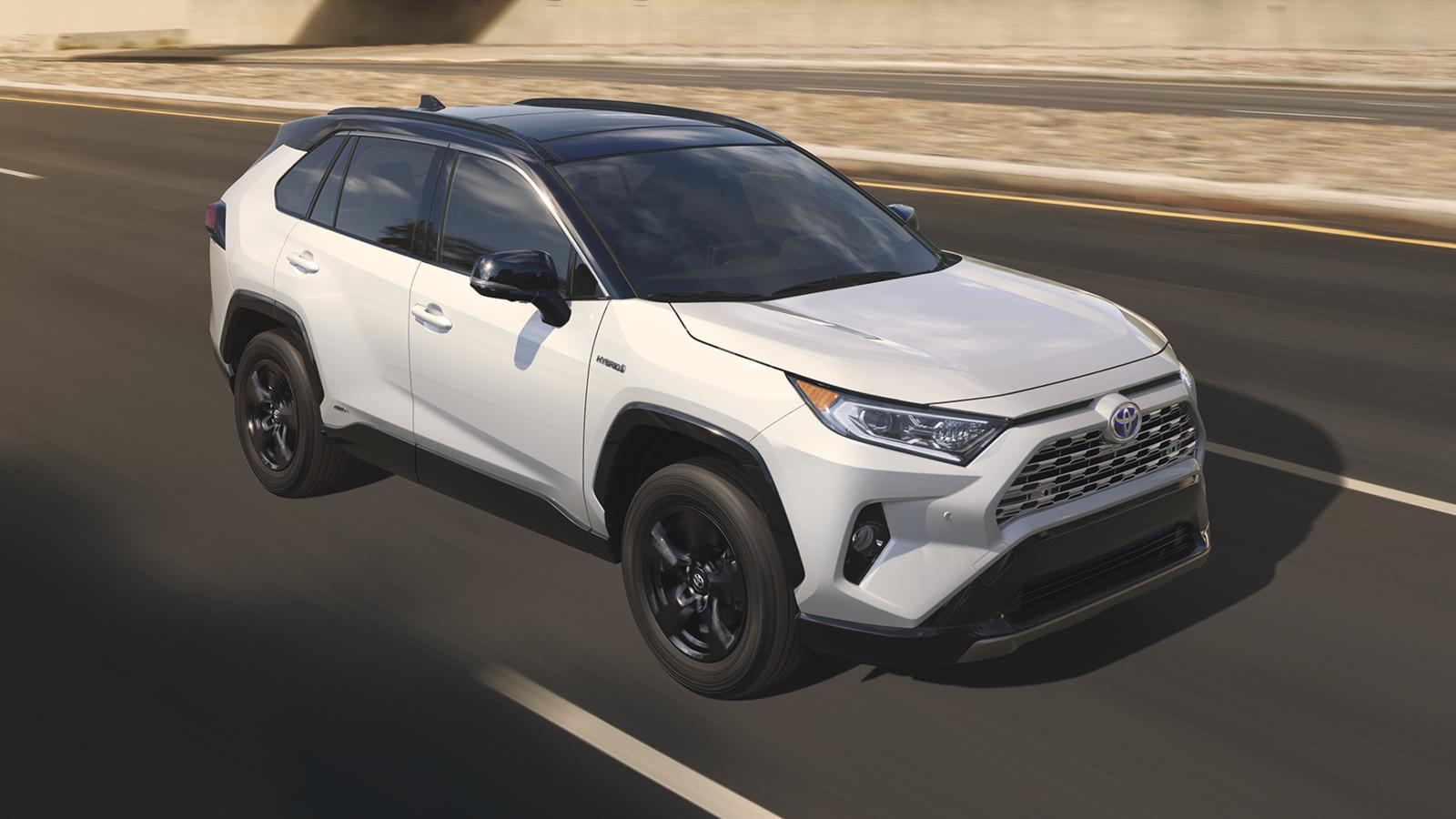 Toyota rav4 2018 vs 2019