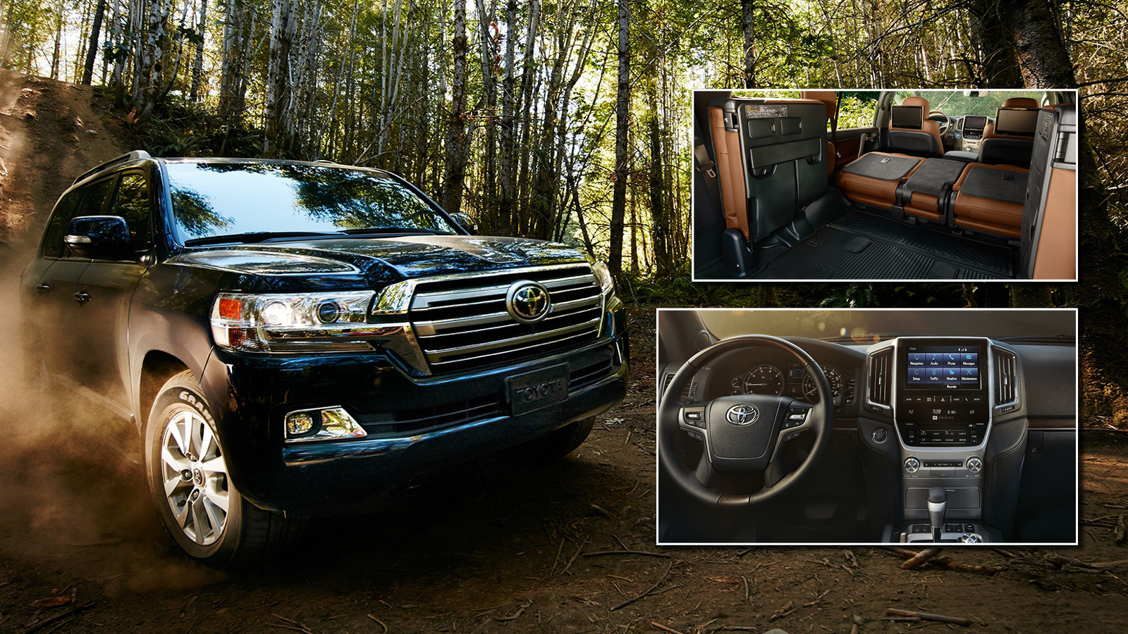 2019 toyota land cruiser overview